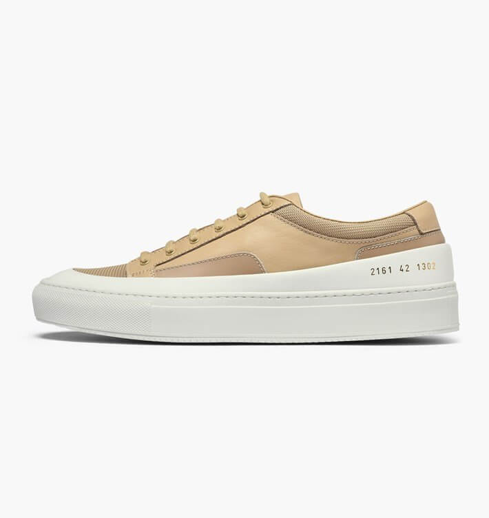 sneaker common projects